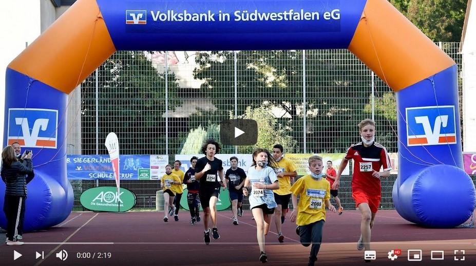 Das Sampler-Video der Volksbank-Schülerläufe